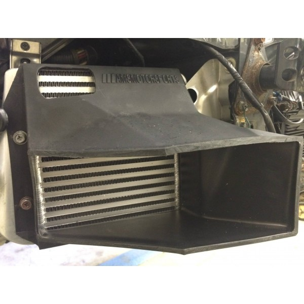 "AMS ""OMEGA"" Z32 300ZX Side Mount Intercooler DUCTS"