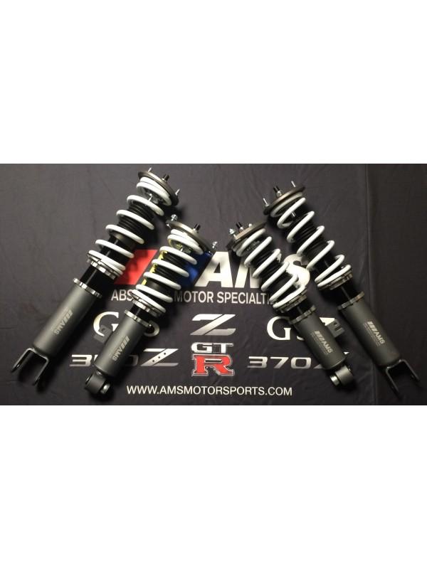 AMS 300ZX 36-Way Mono Tube Adjustable Suspension Package