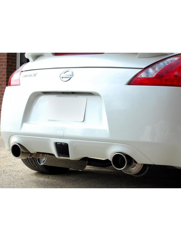 AAM COMPETITION TRUE DUAL EXHAUST SYSTEM (370Z)