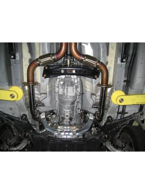 BERK TECHNOLOGY METALLIC HIGH FLOW CATS 370Z / G37