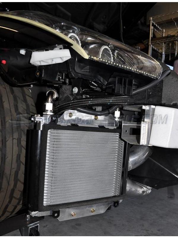 BOOST LOGIC UPGRADED ENGINE OIL COOLER