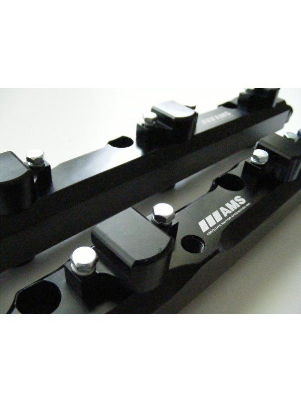 AMS BILLET ALUMINUM FUEL RAIL