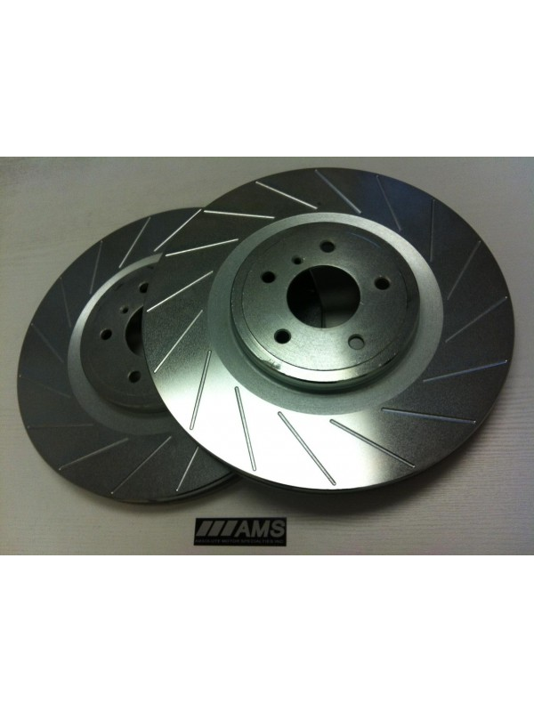 AMS MAX-SLOT 370Z BASE MODEL FRONT ROTORS