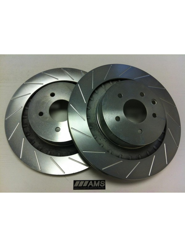 AMS MAX-SLOT 370Z BASE MODEL REAR ROTORS
