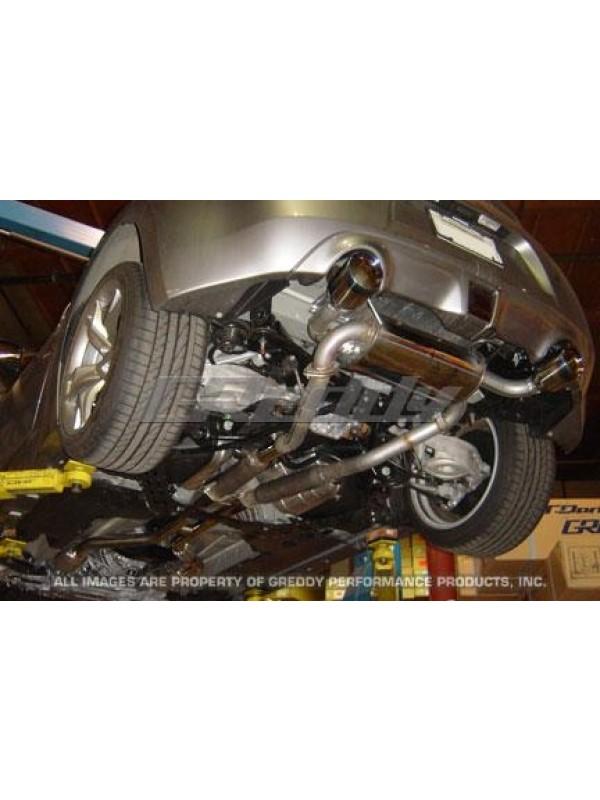 GREDDY SPECTRUM ELITE 370Z CATBACK