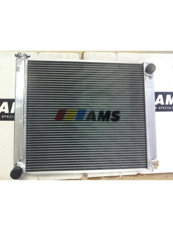AMS 300ZX (Z32) 57mm RACING RADIATOR COMBO