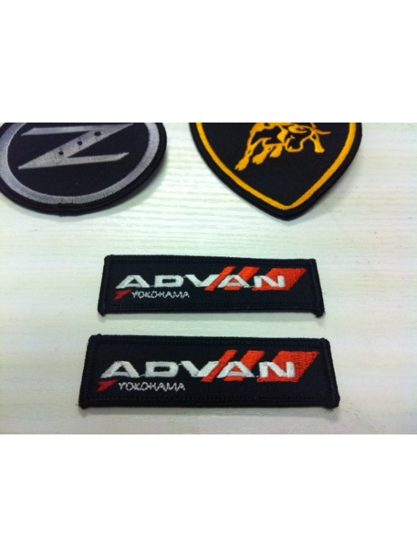 ADVAN IRON ON PATCH