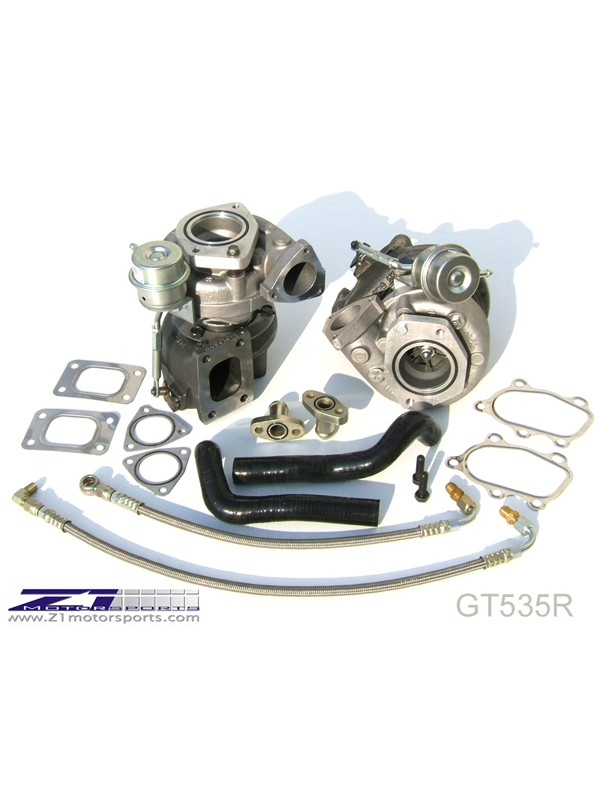AMS 535R MAX POWER TURBO KIT w/ FREE ENGINE MOUNTS