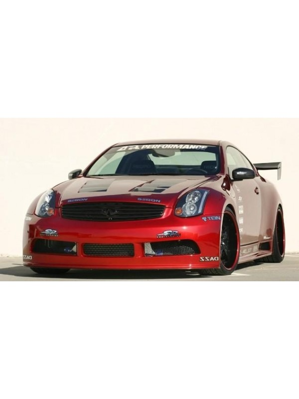 APR G35 COUPE WIDEBODY KIT