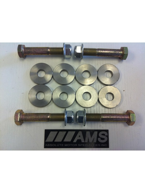 AMS ECCENTRIC LOCK-OUT KIT (z32/s13/skyline) Hicas Model