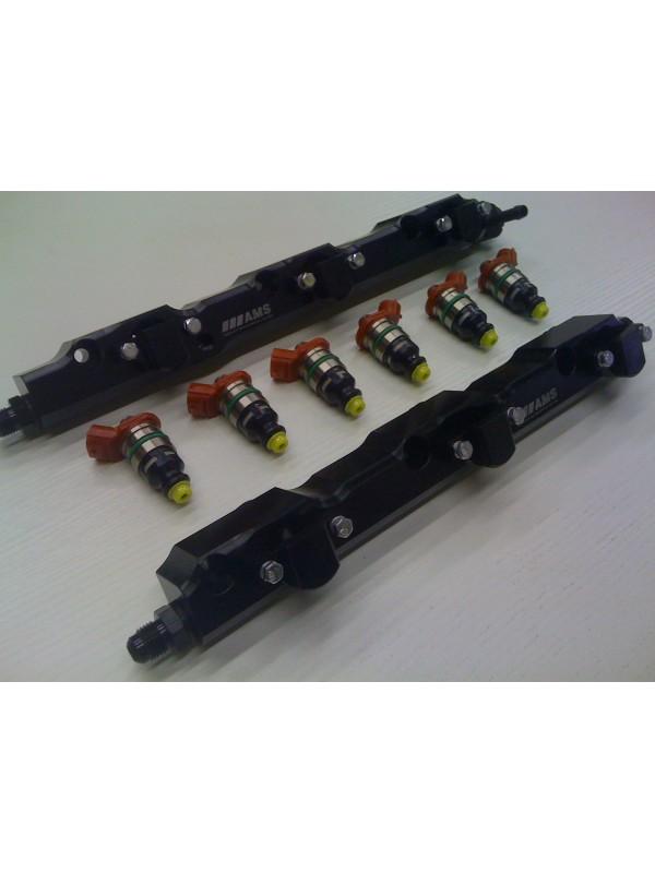 AMS 850CC INJECTOR KIT & AMS FUEL RAILS