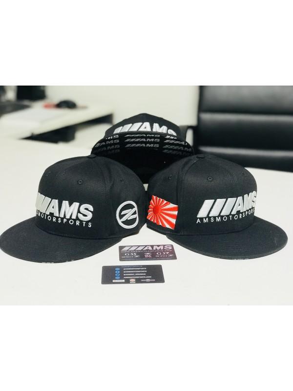 AMSMOTORSPORTS 3D JDM Z BASEBALL CAP