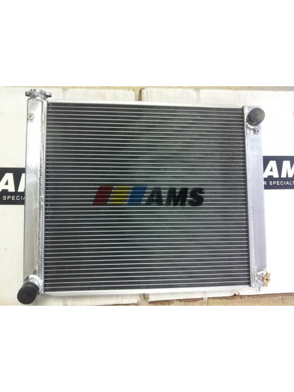 AMS 300ZX (Z32) 57mm RACING RADIATOR COMBO