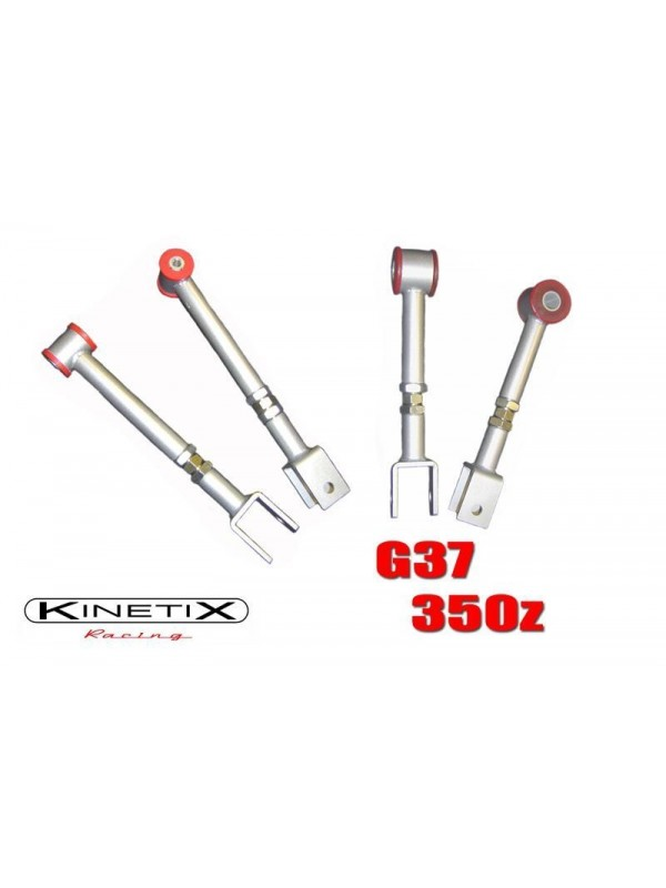 KINETIX 370Z / G37 REAR CAMBER / TRACTION ARMS