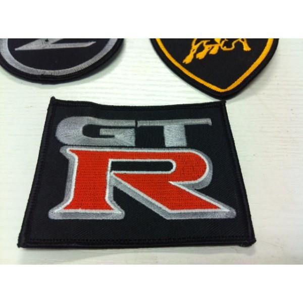 GTR IRON ON PATCH