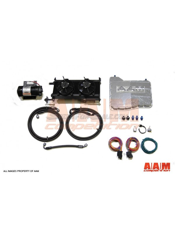 AAM COMPETITION GT-R TRANSMISSION COOLER KIT