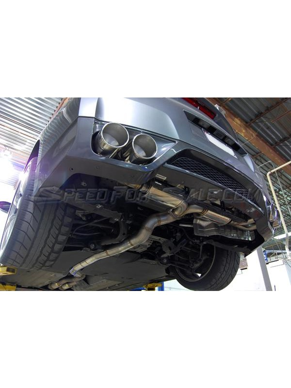 AAM COMPETITION 90MM SPORT EXHAUST