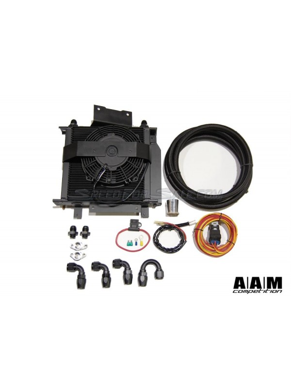 AAM COMPETITION GT-R OIL COOLER & FAN KIT