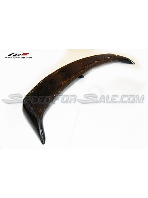 AJRC TYPE-O CARBON TRUNK SPOILER