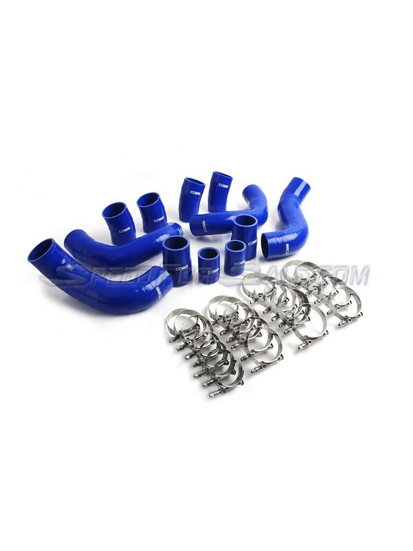 COBB GT-R SILICONE INTAKE HOSE AND CLAMP KIT