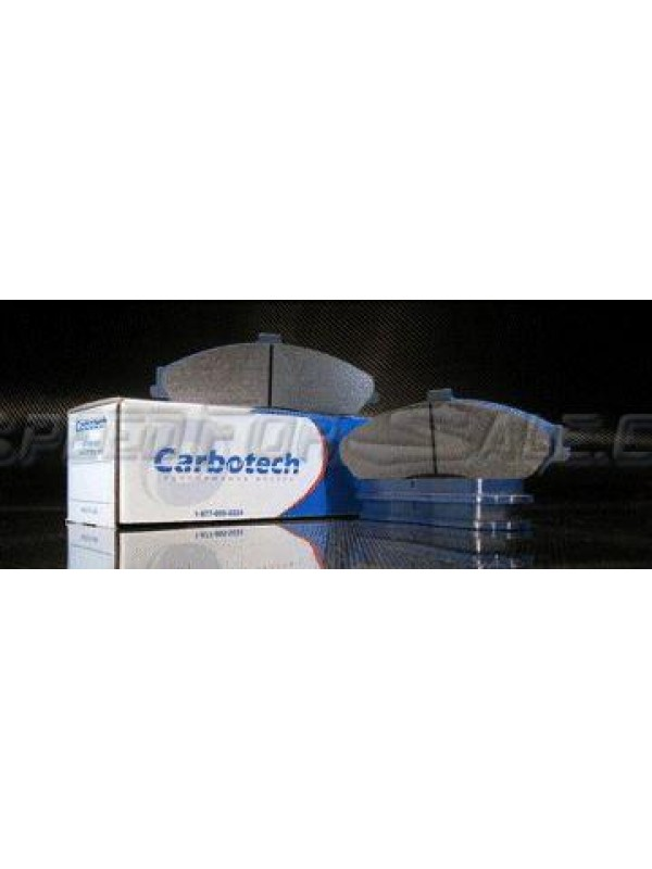CARBOTECH XP10 GT-R FRONT BRAKE PADS