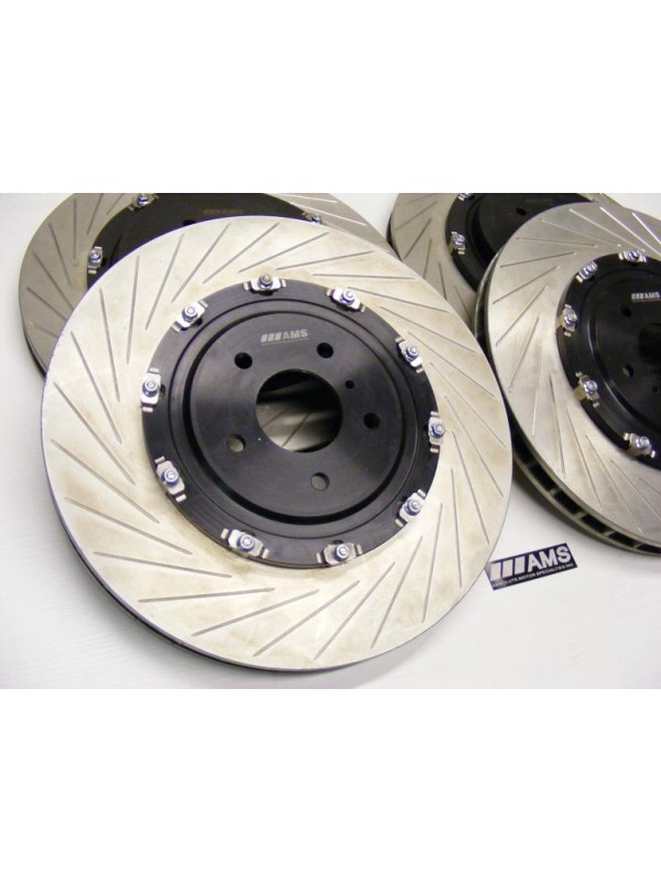 AMS FRONT R35 MAX-SLOT (26) FLOATING ROTORS
