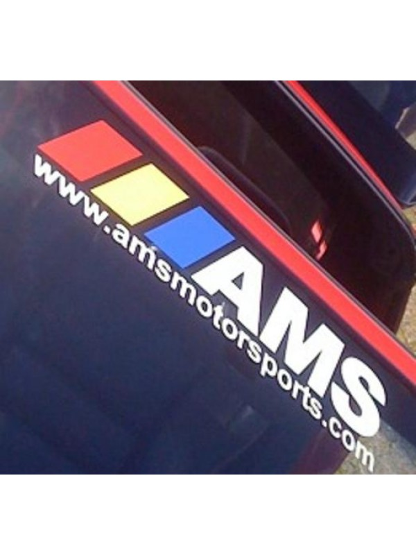 AMS WINDSHIELD BANNER