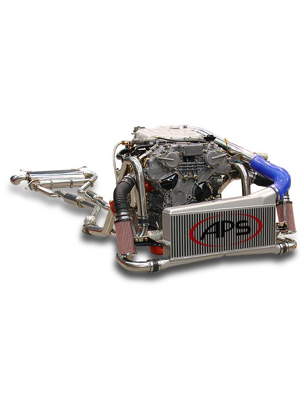 APS INTERCOOLED TT SYSTEM