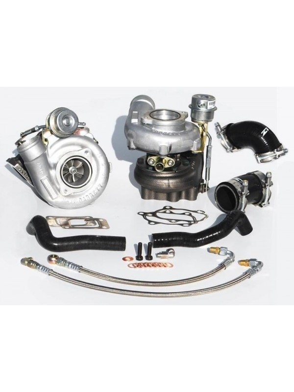 AMS 725R MAX POWER TURBO KIT W/FREE ENGINE MOUNTS