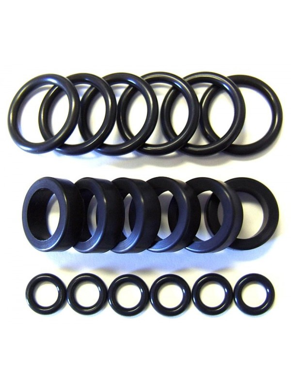 NISSAN FUEL INJECTOR O-RING SET