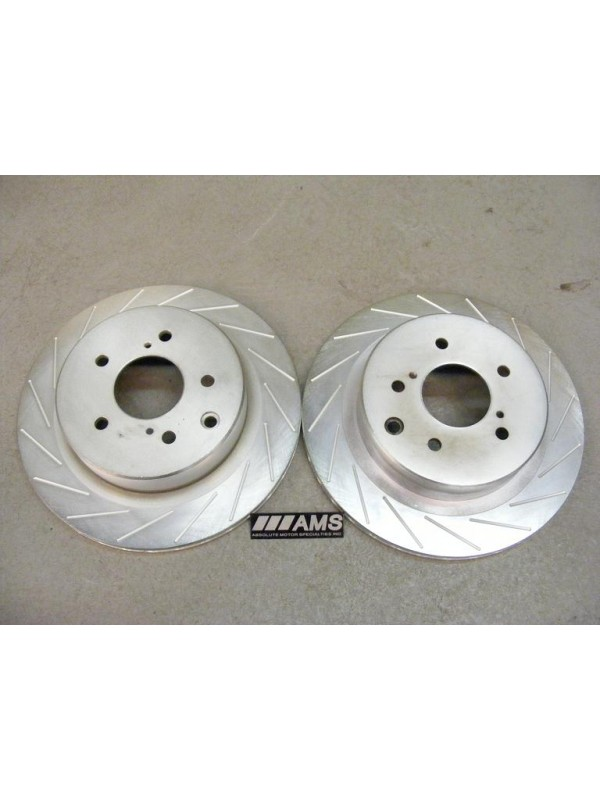 AMS MAX-SLOT (16) Z32 REAR ROTORS