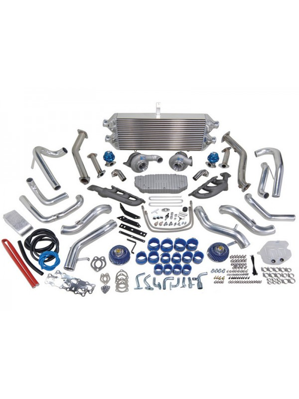 GREDDY 370Z TWIN TURBO TUNER KIT