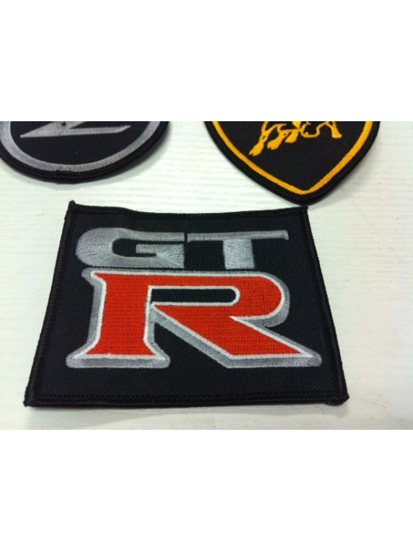 GTR IRON ON PATCH