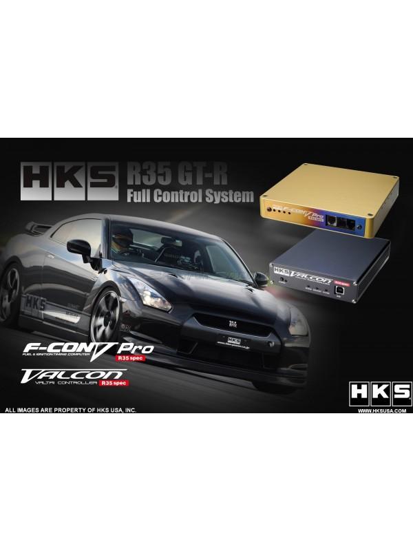 HKS F-CON R35 FULL CONTROL SYSTEM