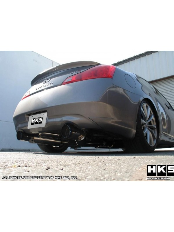 HKS HI-POWER TI EXHAUST SYSTEM (G37 COUPE)
