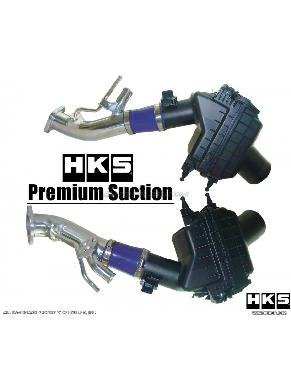 HKS PREMIUM SUCTION KIT (TURBO INLET PIPES/FILTERS)