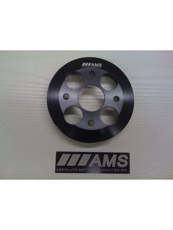 AMS WATER PUMP OVERDRIVE (OD) PULLEY