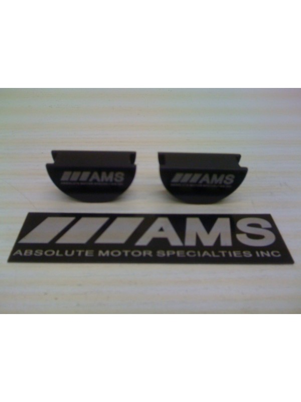 AMS BILLET EXHAUST CAM PLUGS