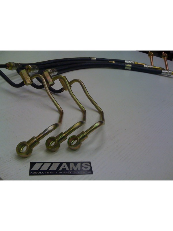AMS 'KEVLAR' POWER STEERING HOSE NA and  TT