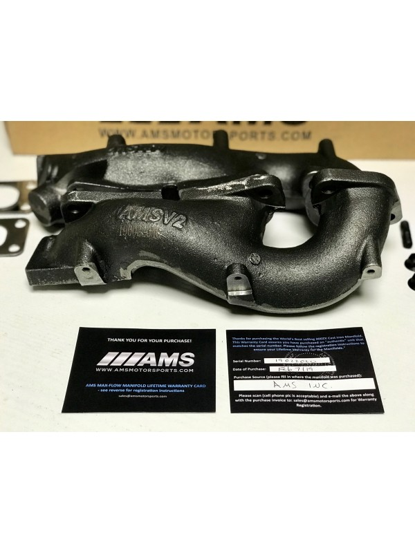 AMS 300ZX MAX-FLOW Manifolds V2