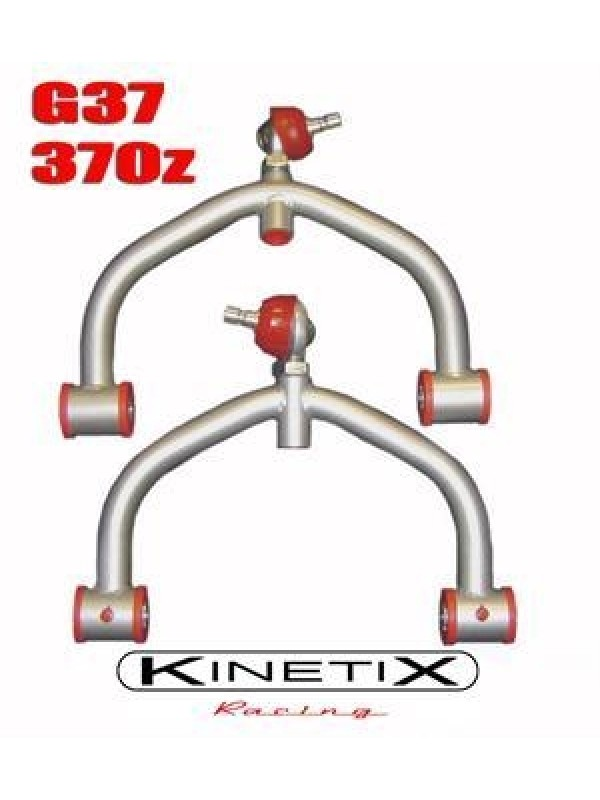 KINETIX 370Z / G37 FRONT CAMBER ARMS