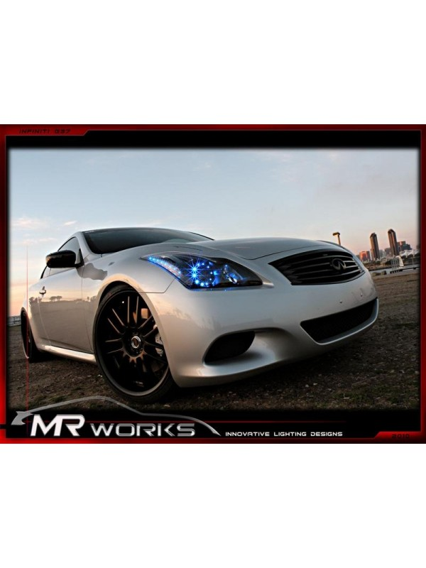 MRWORKS G37 HEADLIGHTS (CORE ONLY)