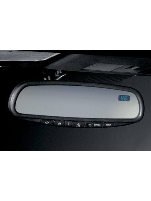 NISSAN OEM 370Z AUTO DIMMING REAR VIEW MIRROR