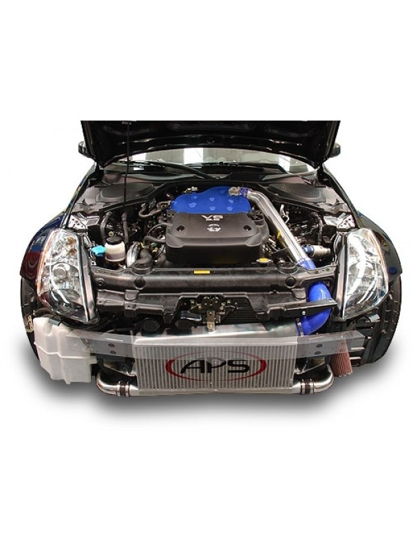 Single 350z turbo kit